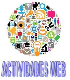 ACTIVIDADES WEB